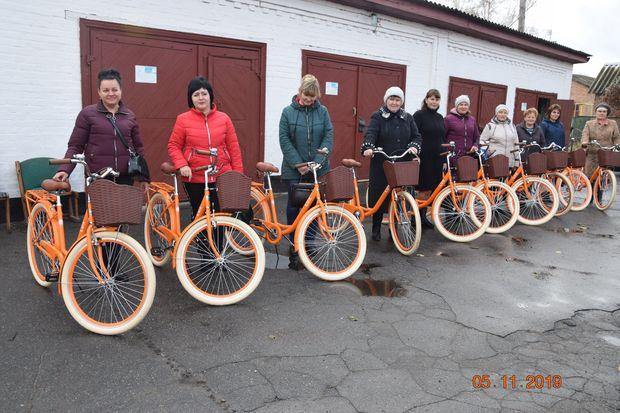 Черкаська область: На велосипедах — до підопічних