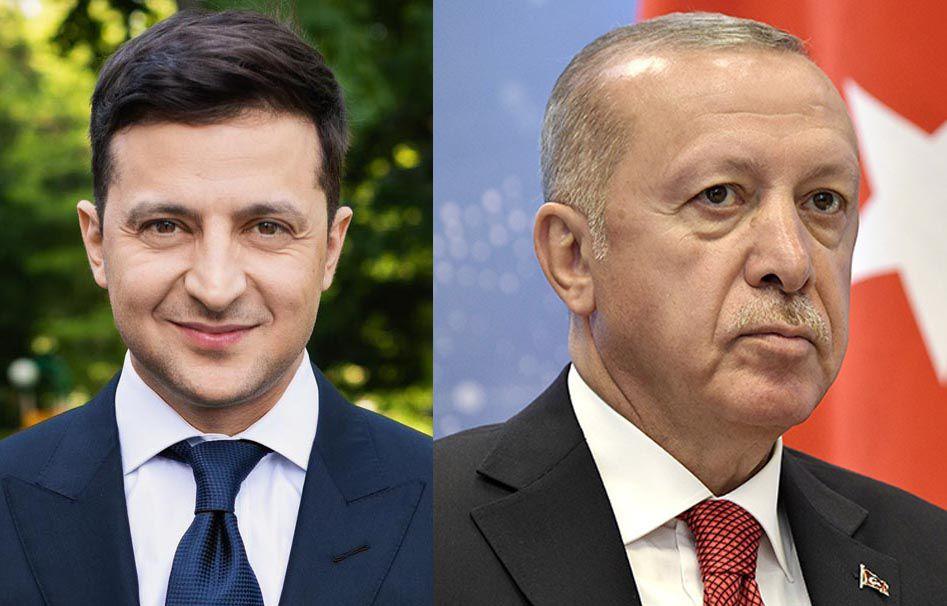 Зеленський провів телефонну розмову з Ердоганом