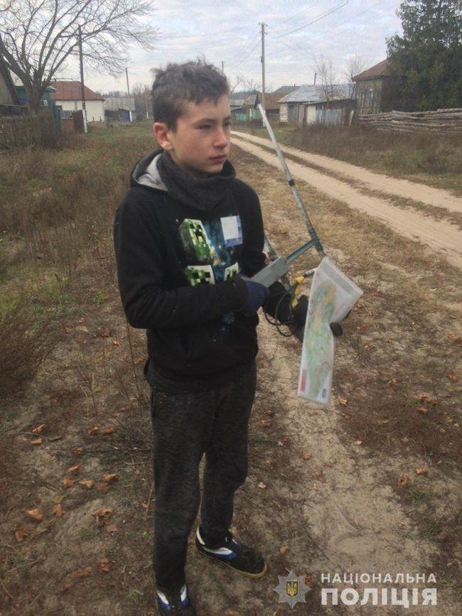 У Кролевецькому районі 13-річного Миколу Гавриленка шукали добу, знайшли живим