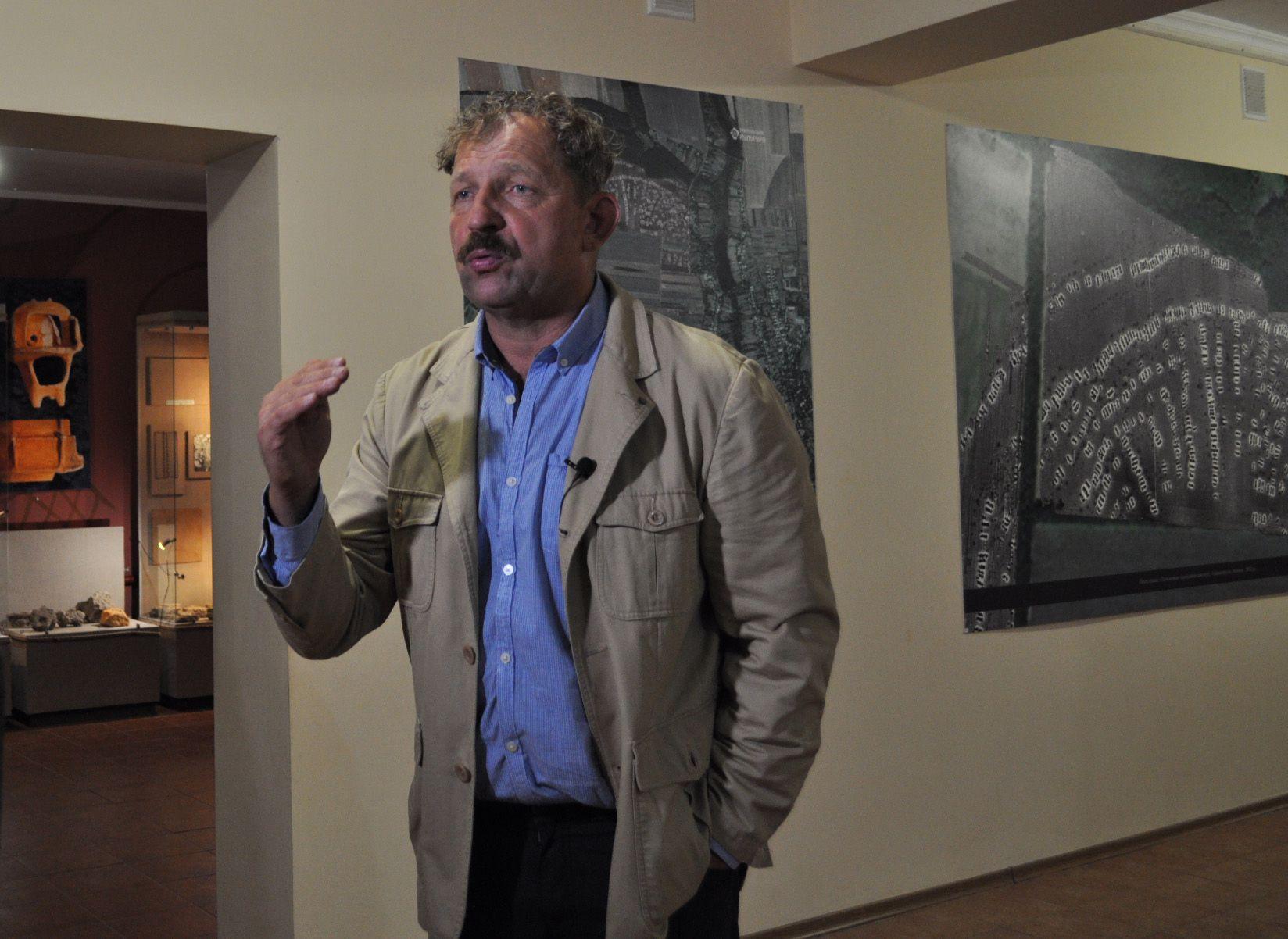 Открытый онлайн-ресурс артефактов трипольской культуры презентовали в Легедзино