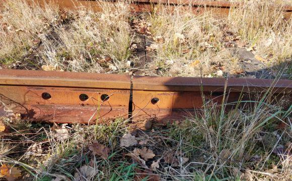 У Камінь-Каширському районі поїзд міг піти під укіс