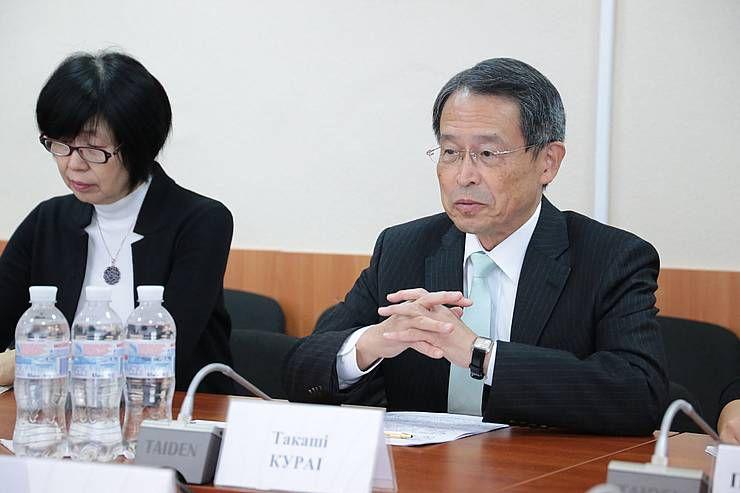 Японська делегація перевіряла ефективність допомоги для Луганщини