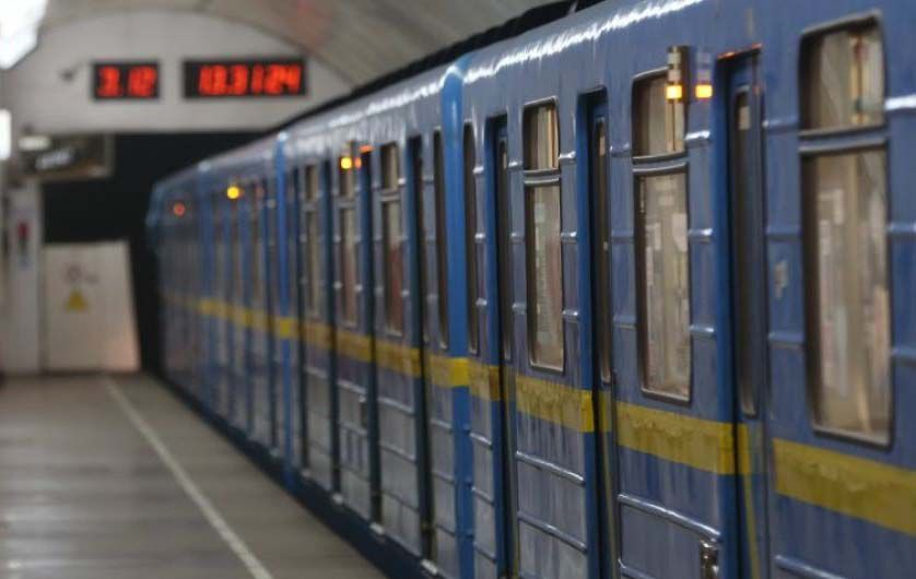 Отремонтируют три станции киевского метро
