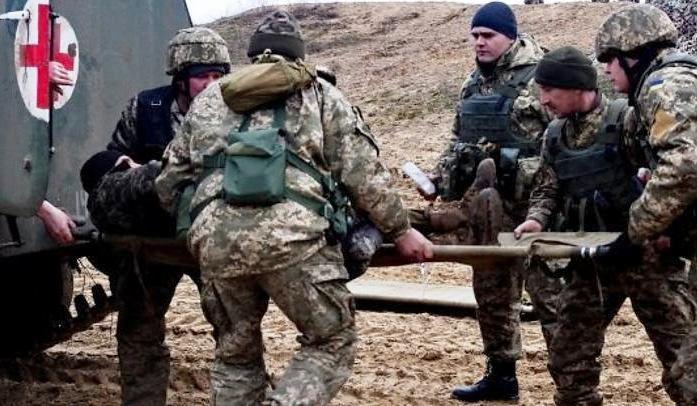 У районі військового складу у Балаклії загинули військові
