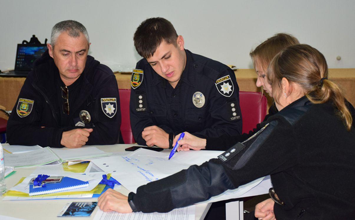 У Донецькій області поліцейські готові реагувати на домашнє насильство