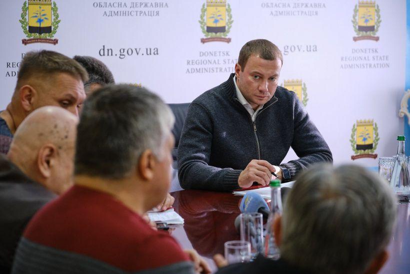 Донецька область: Основні проблеми —  зарплатні борги та відплив кадрів