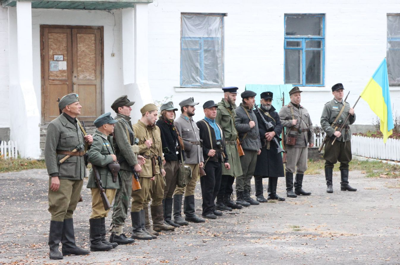 Про Олевську республіку  розкаже документальна стрічка