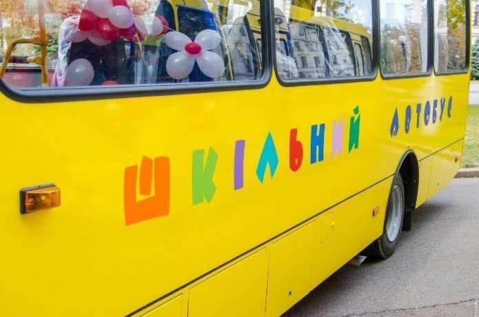 Шкільні автобуси у Хотинській ОТГ: ситуація плачевна