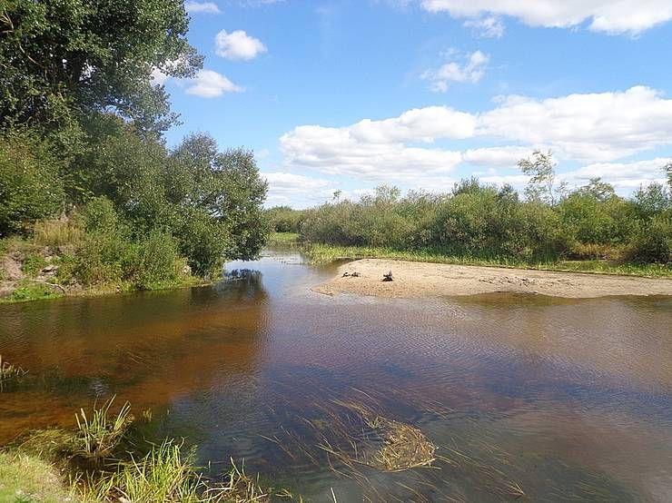 Волинська область: Де була річка, жебонить струмок