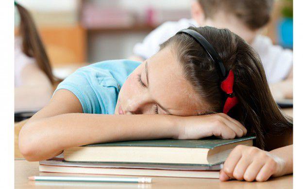 Першачки мають спати 9—12 годин на добу