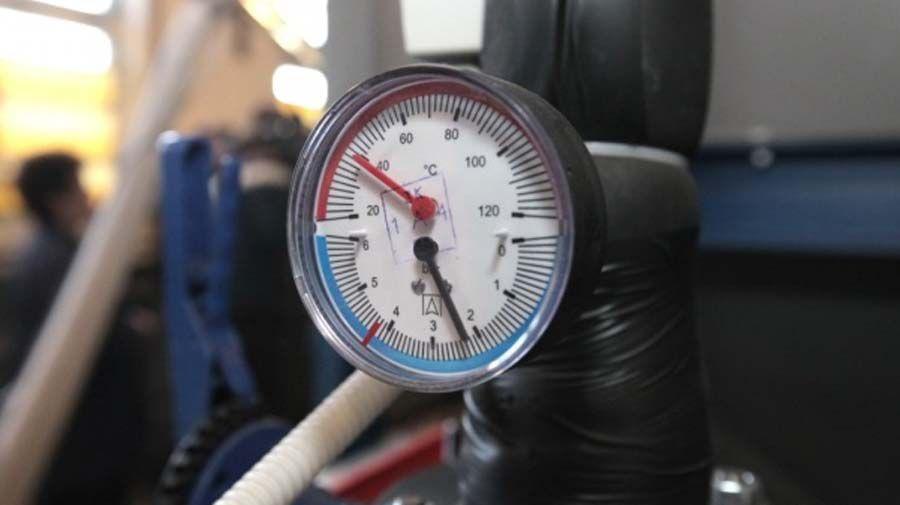 В Северодонецке не только тепло, но и экономно