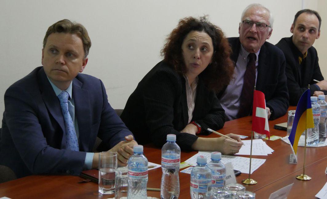 В Краматорске презентовали программу реструктуризации шахт