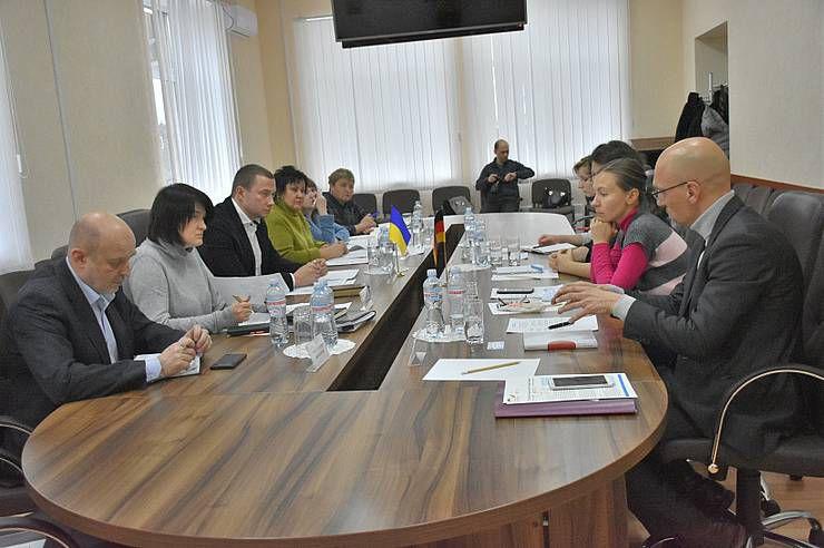 У пріоритеті - охорона здоров'я та соцзахист населення Донеччини