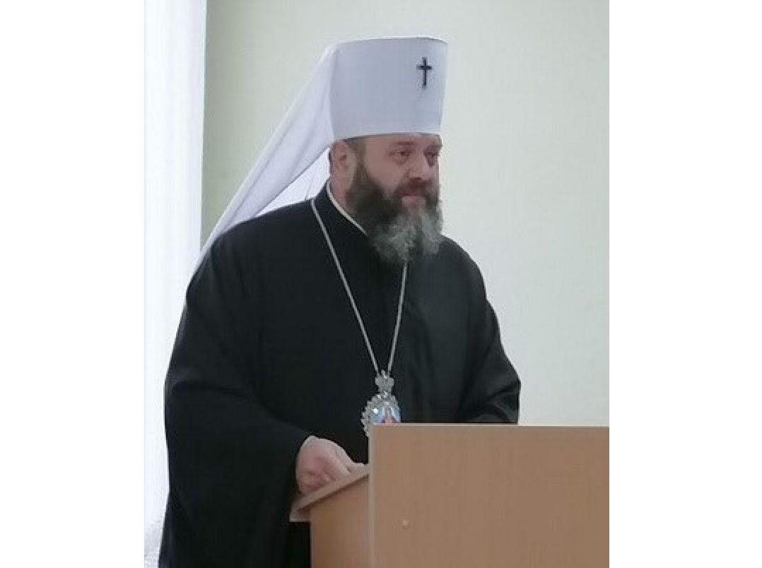 Митрополит Михаїл відтепер кандидат наук