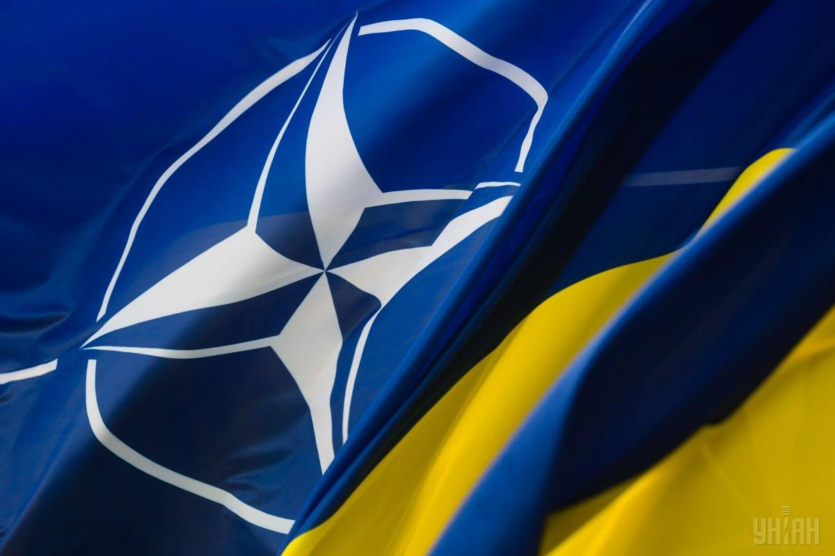 Ukraine defends the Eastern flank of NATO even not being a member of the Alliance