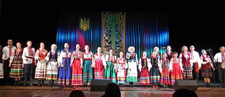 Волинська область - край трударів і високого мистецтва