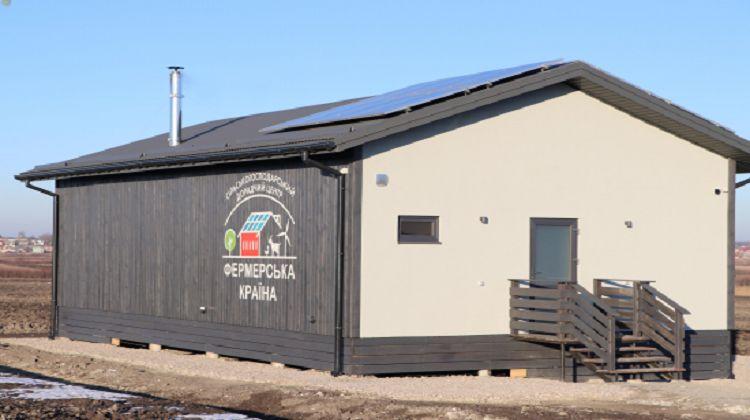 Аграрний клуб у селі Ямпіль допоможе розпочати власну справу