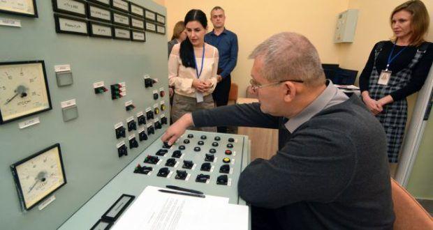 На Рівненській АЕС створили унікальний тренажер
