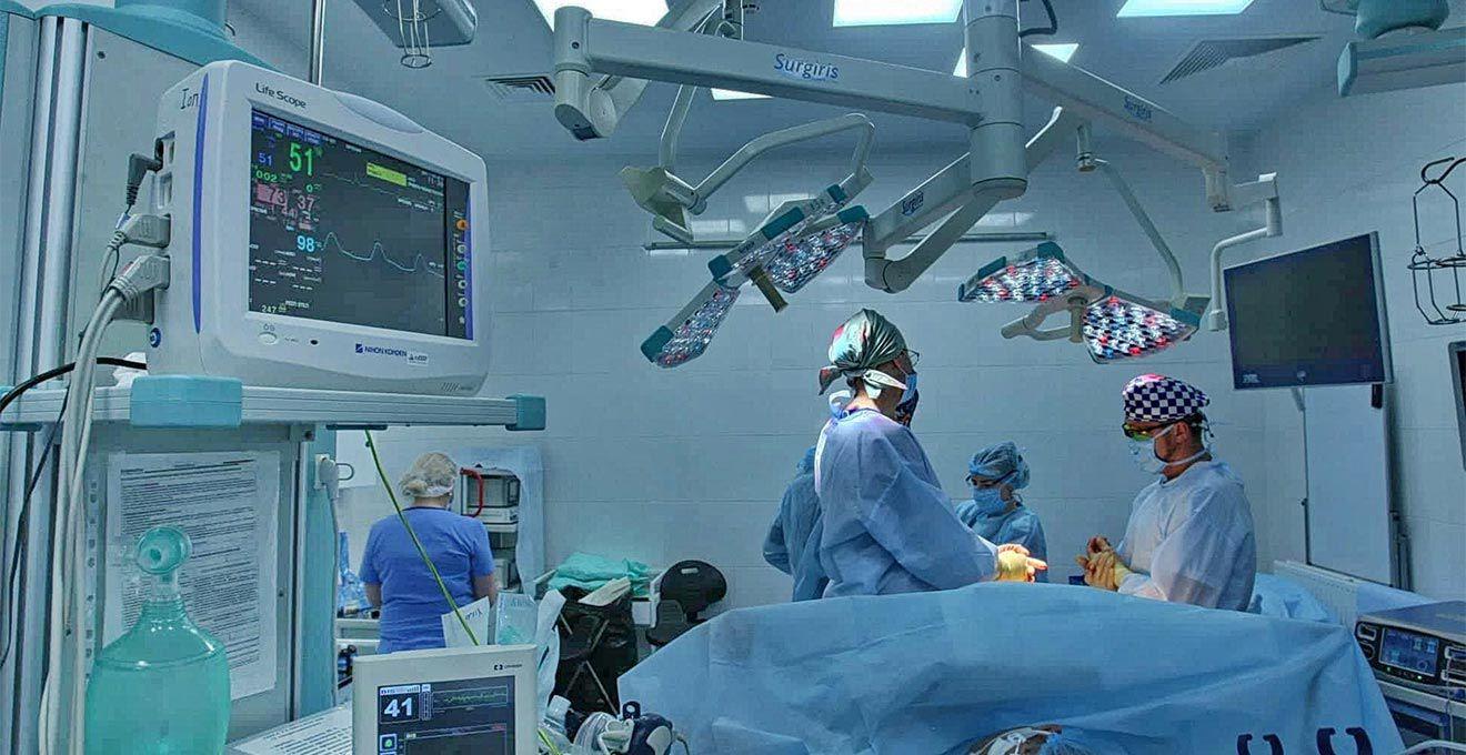 У Сумській лікарні навчилися замінювати суглоби