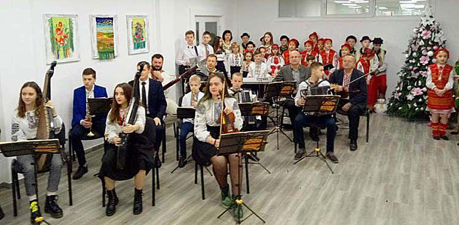 У Заводській громаді відкрили оновлену школу мистецтв
