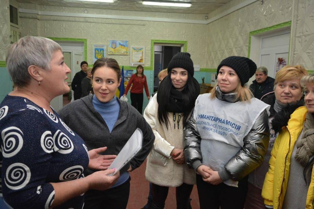 Подарили радость детям из Покровского центра «Детский городок»