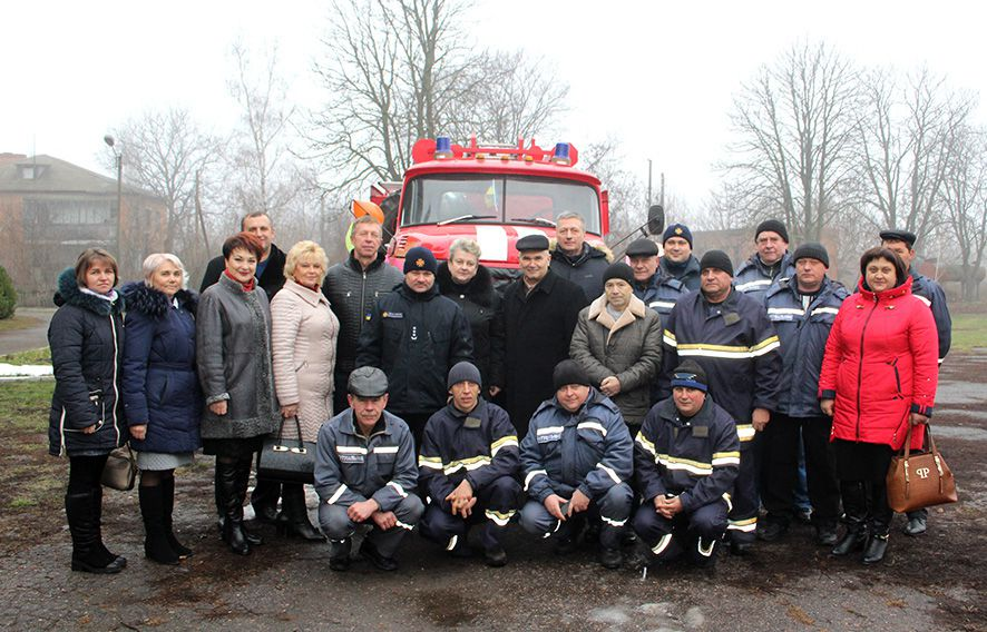 На Полтавщині сільради об'єдналися проти червоного півня