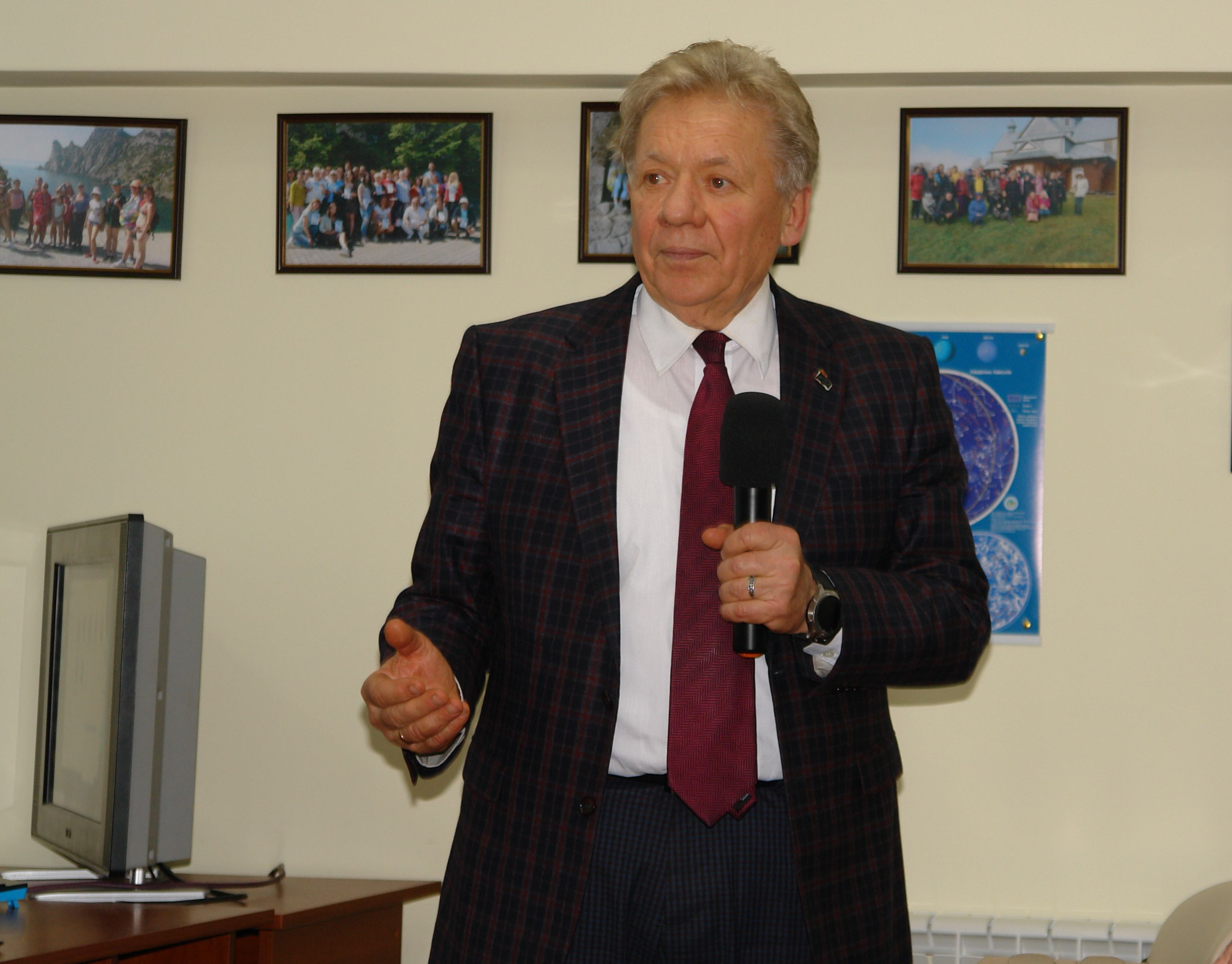 Товариство «Знання» оголосило 2020-й  Роком дисидента Миколи Руденка