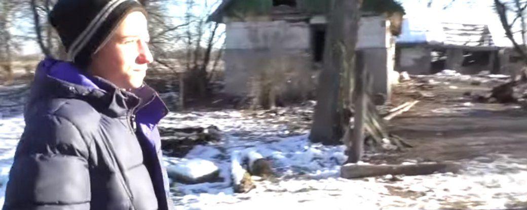 Мешканець села Дружбівка врятував з вогню односельчанку