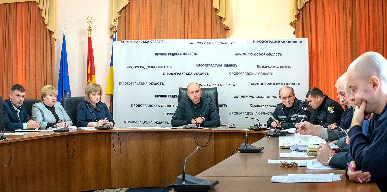 АЗС на Кіровоградщині: перевірки нон-стоп