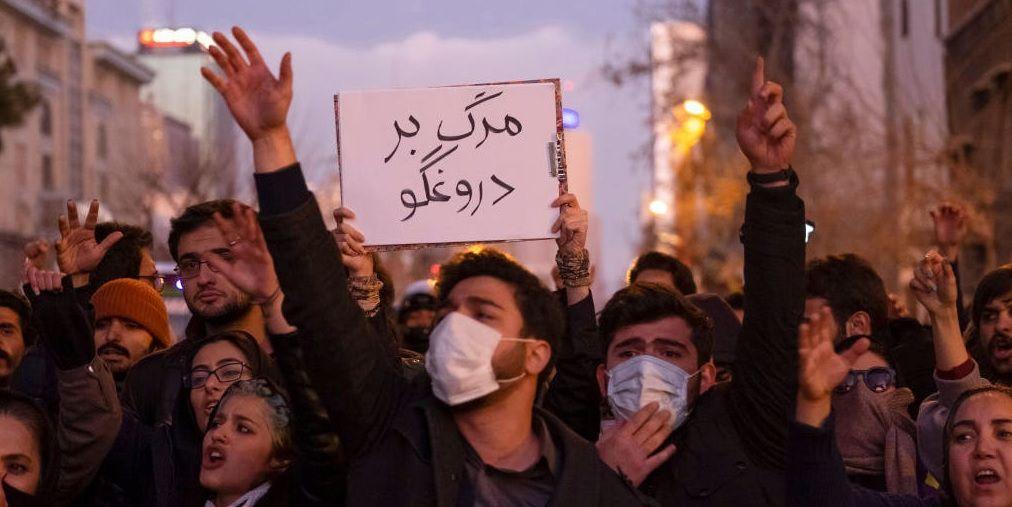 Тегеран  охопили протести