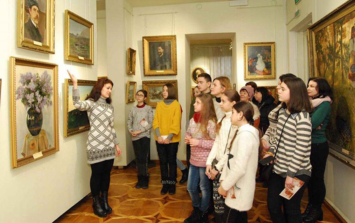 У Сумах історико-художній музей вшановує засновника