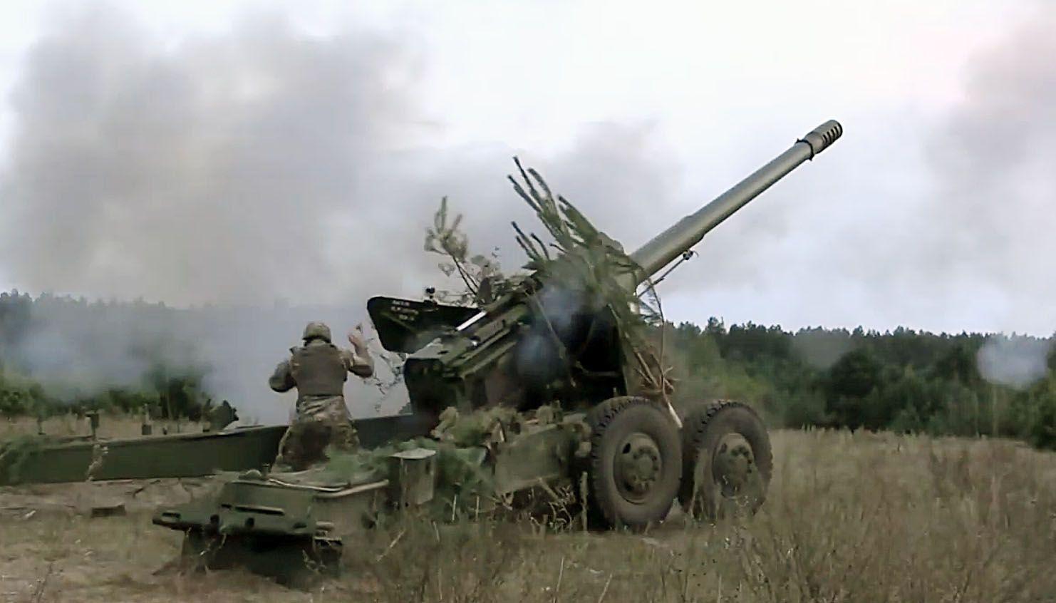 Спогади артилеристів перенесуть на екран