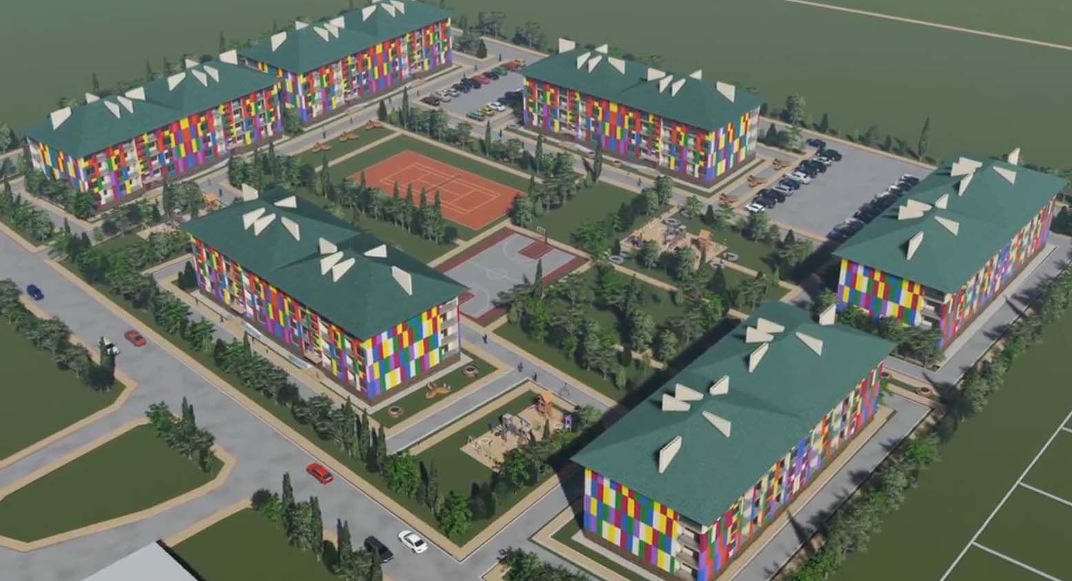 Містечко для переселенців збудують в курортному Генічеську