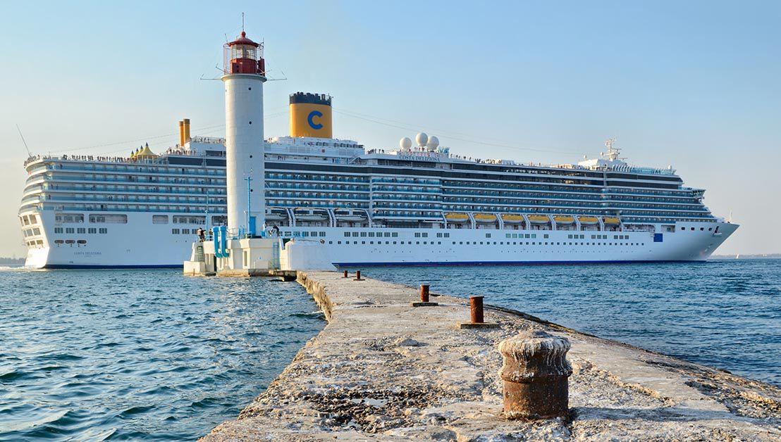 538 тис. пасажирів обслужили порти України торік