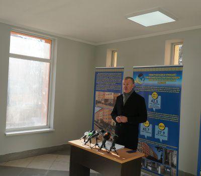 Вскоре перинатальный центр в Черновцах таки заработает