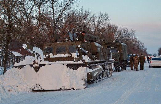 В Одесской области дорожную технику будут контролировать из космоса