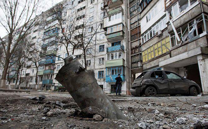 Річниця удару з російських «Градів» по Маріуполю