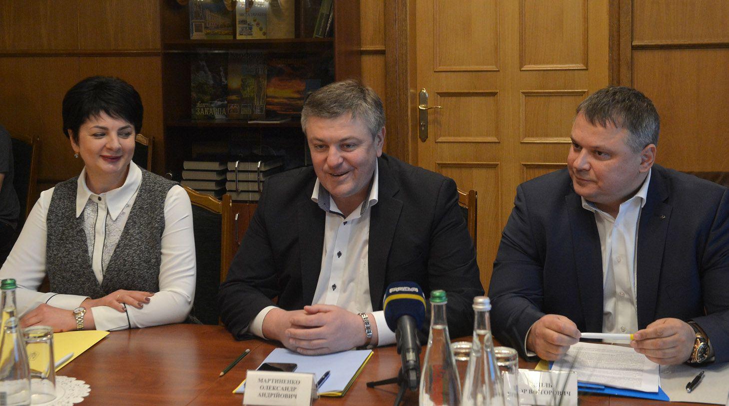 Під час дводенних фахових комунікацій, організованих апаратом Верховної Ради України