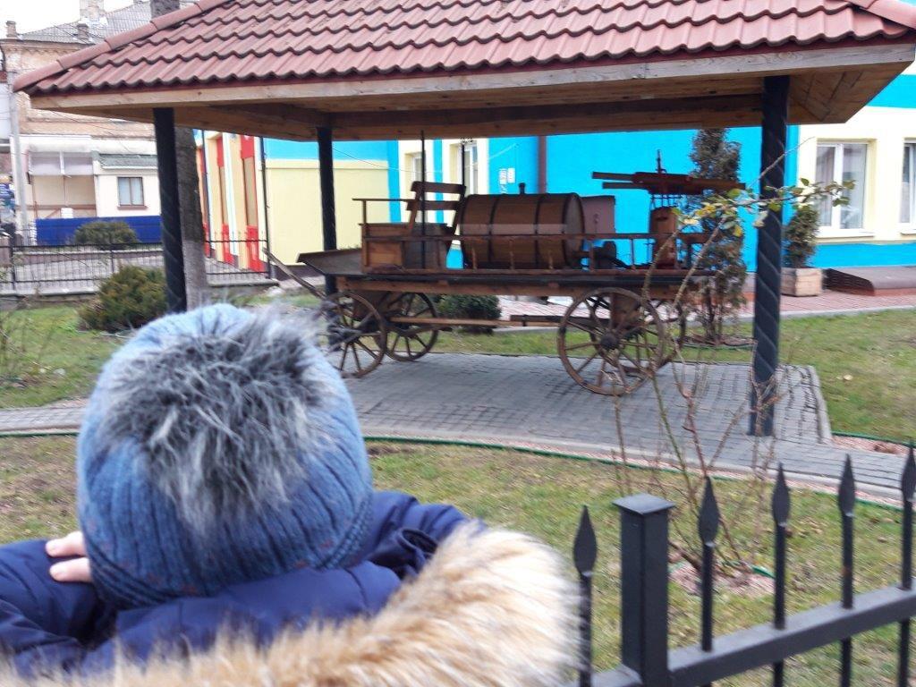 В Ривном конно-бочковой ход... сходит с пьедестала
