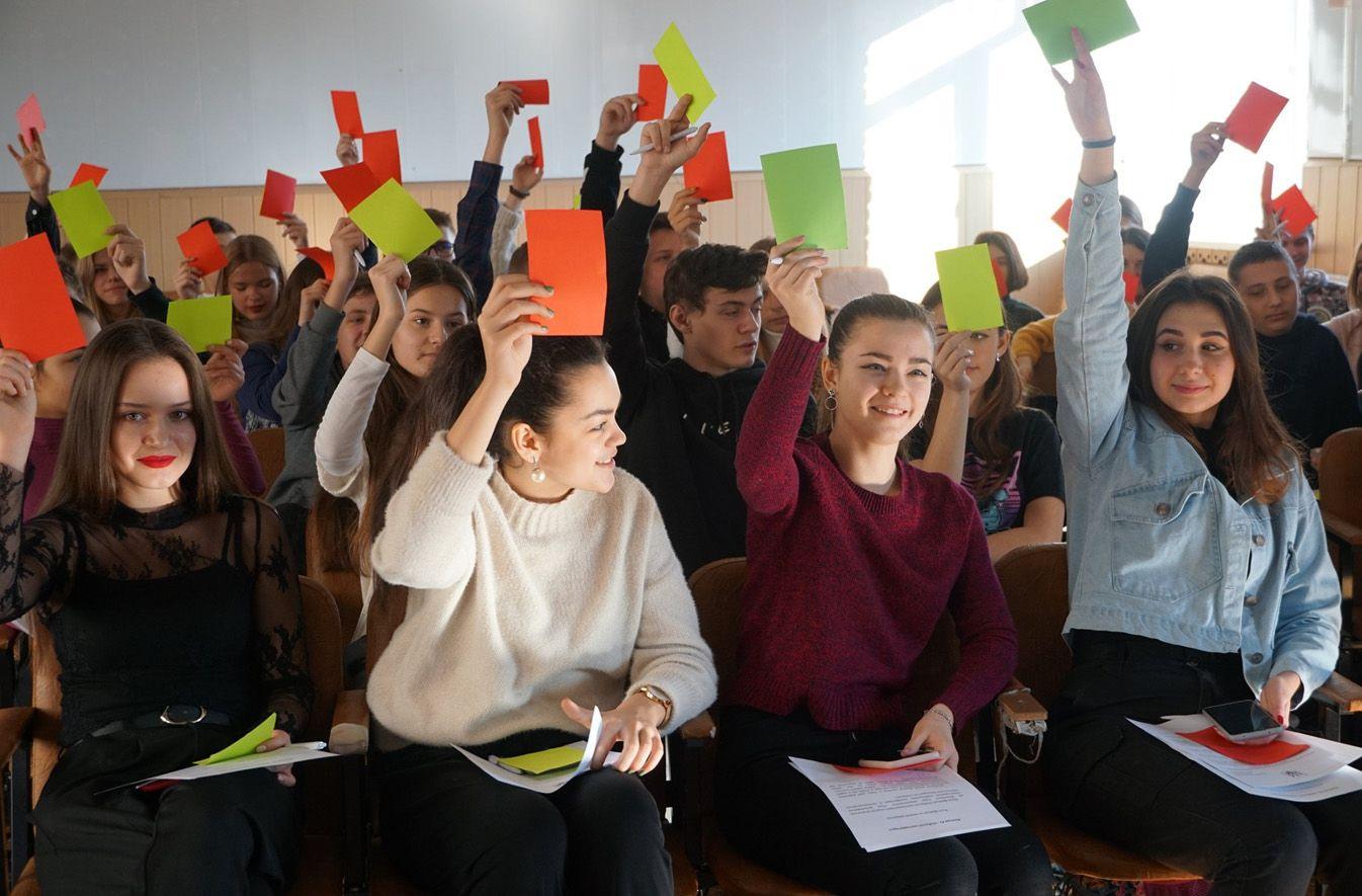 Відбулася низка заходів для школярів Хмельниччини