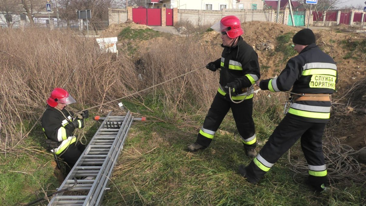 У селі Чорнобаївка вулична пастка дитину проковтнула