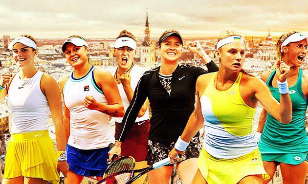 Теніс. Календар відомий
