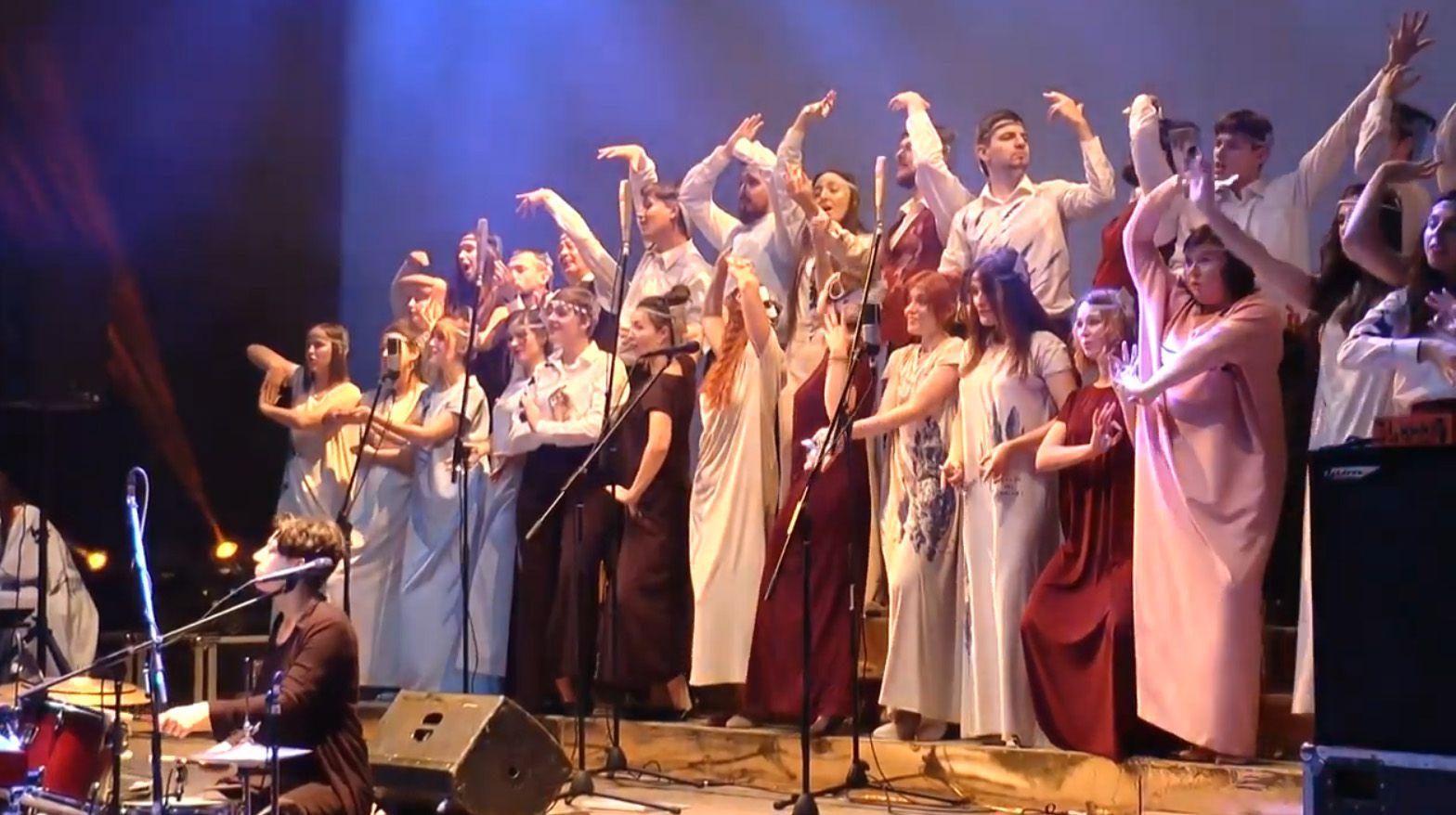 Харьков: «Самый родной концерт» — противодействие раку