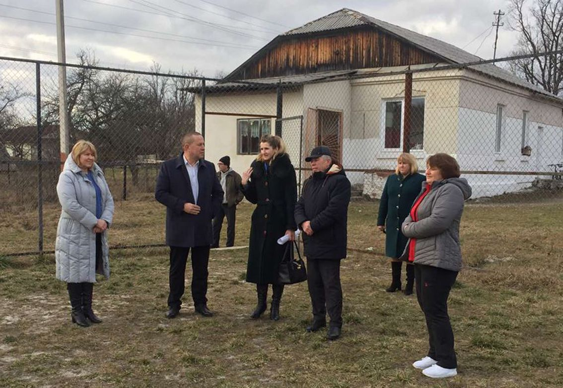 Поддержать намерения громад Ивано-Франковской области