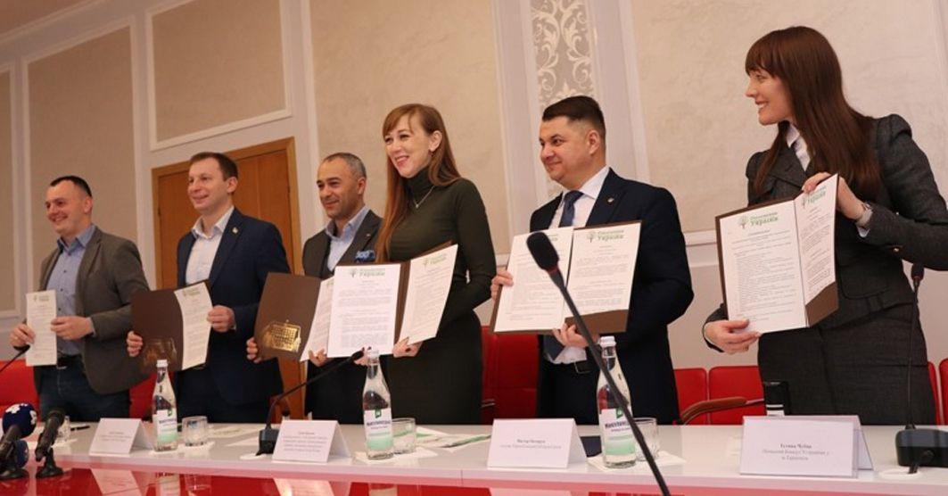 У Тернополі долучаться до проекту озеленення країни