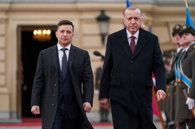 Украина — Турция: Инвестиции в приоритете