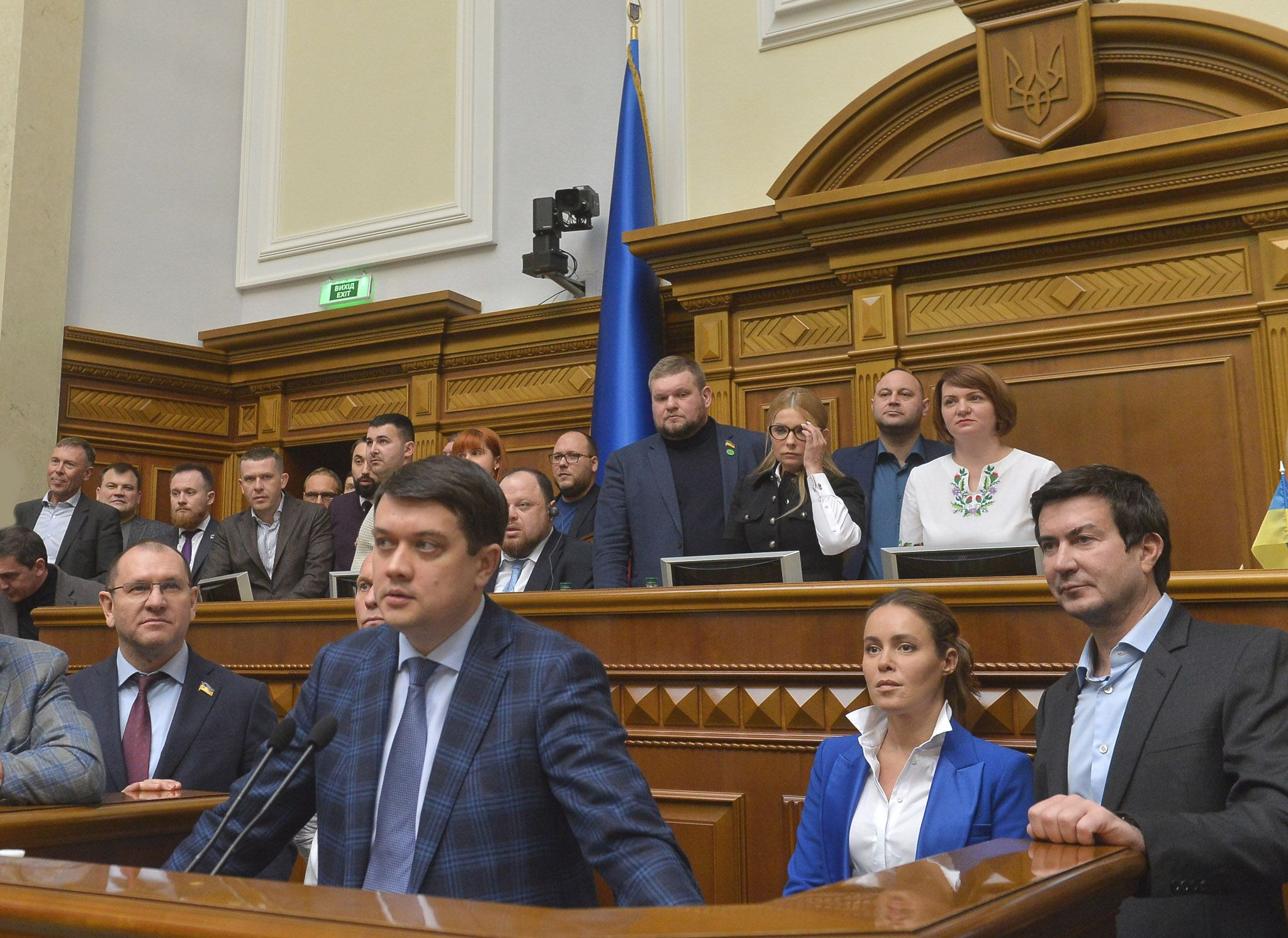 Верховная Рада начала второе чтение законопроекта об обороте земель