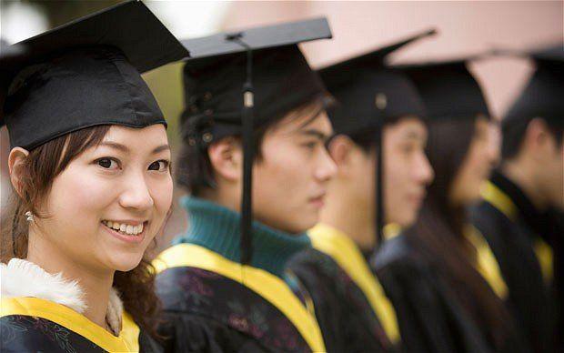 Получают дипломы 6,5 тысячи студентов из Центральной Азии