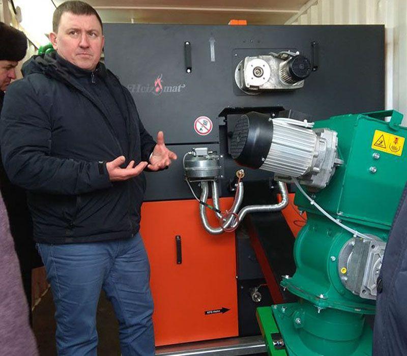 Полтавская область: Альтернатива газу и... разгильдяйству чиновников