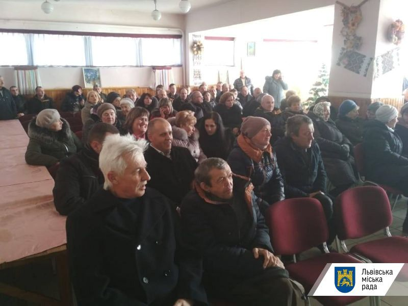 Львовска ОТГ: Первоочередное  в объединительном процессе